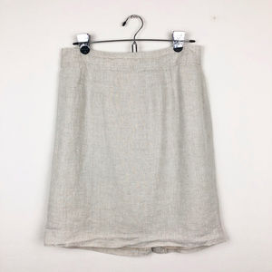 Banana Republic Factory Skirts - Banana Republic Tan Skirt